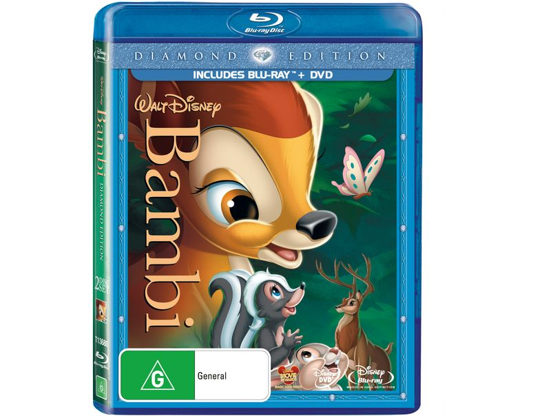 Bambi DE Value Pack 3D Beauty shot